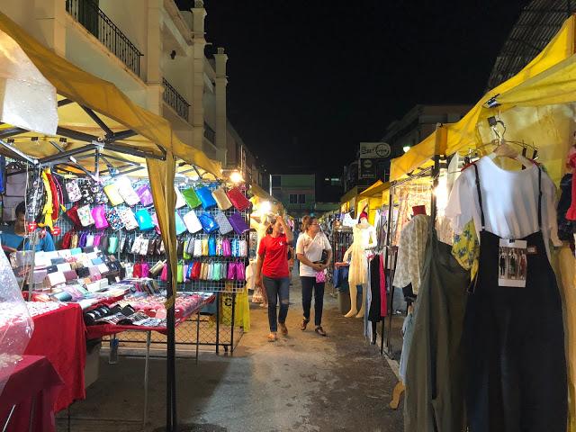 السوق الليلي كرابي