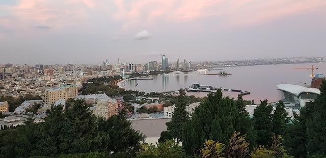 مدينة باكو