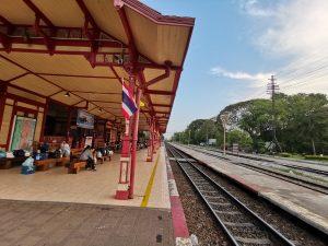 Rail Huahin